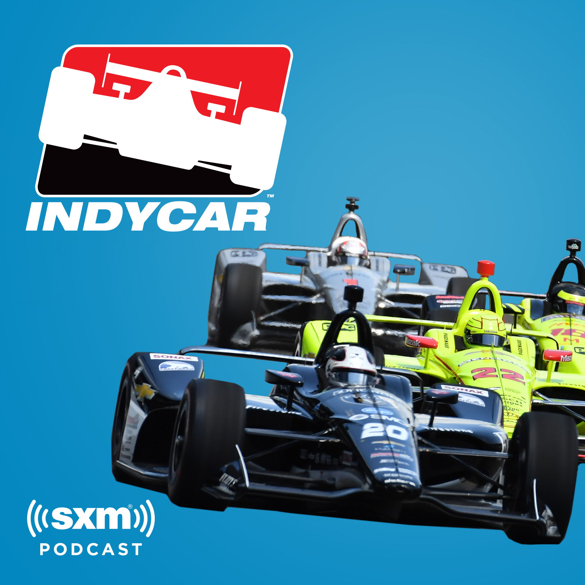 NTT IndyCar Series poster image