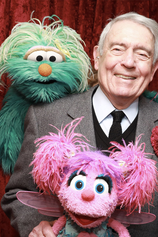 Dan Rather Muppets