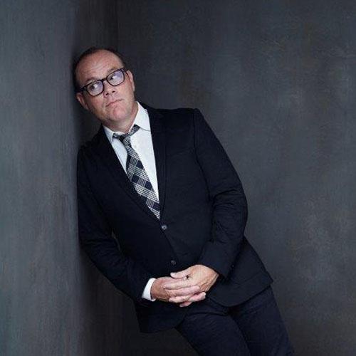 Image of host Tom Papa
