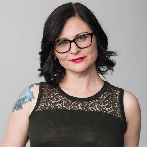 Image of Host Allison Dore Canada Talks