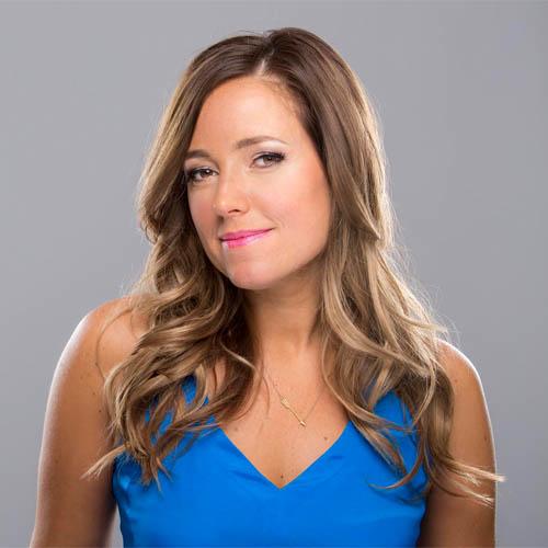 Image of Host Amber Mac Canada Talks