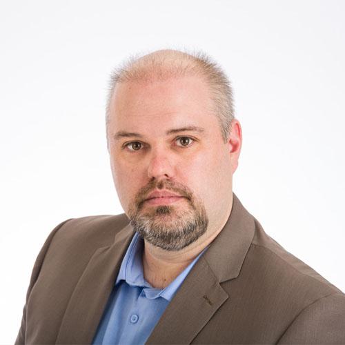 Image of Host Matt Gurney Canada Talks