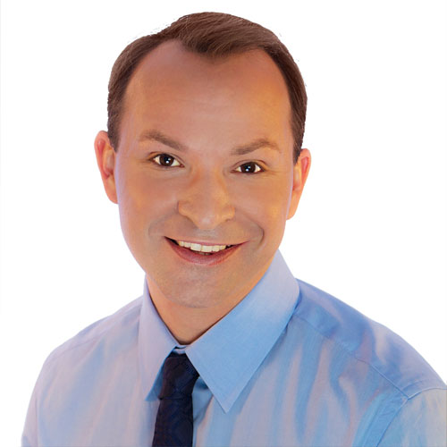 Image of Host Michael Bancroft