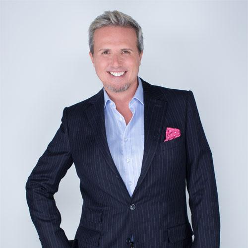 Image of Host Shaun Proulx Canada Talks