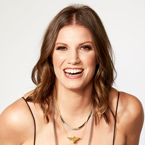 Image of host Ania Hammer