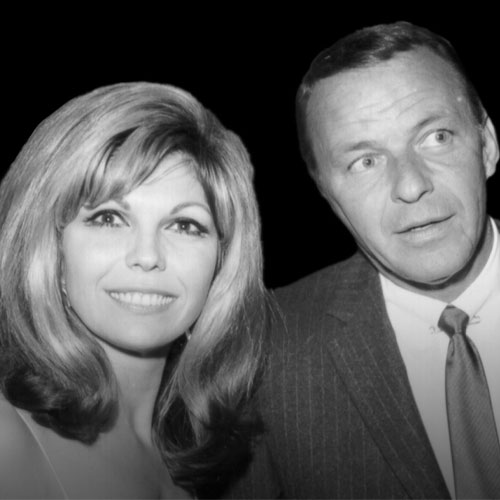 Image of Nancy and Frank Sinatra