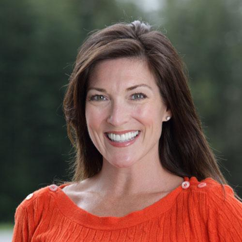Host Angie Skinner