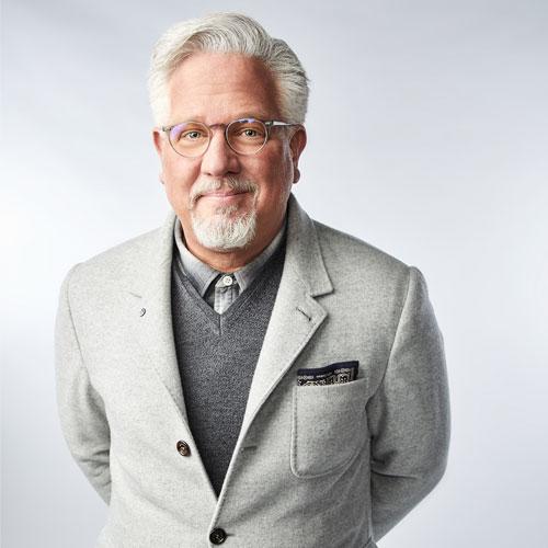 Image of Host Glenn Beck on Triumph