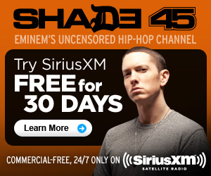 Try SIriusXM FREE for 30 Days