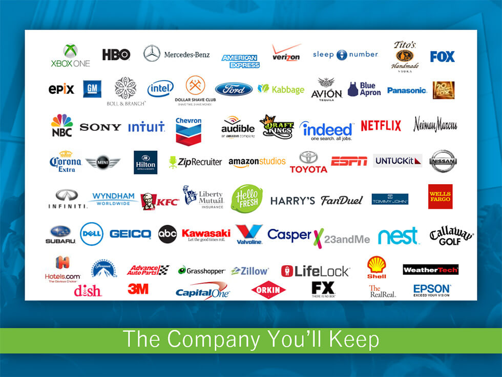 The Company You'll Keep