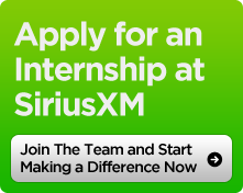Apply for a SiriusXM Internship