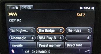 Honda Bill Pay >> Find Your XM or SiriusXM Radio ID