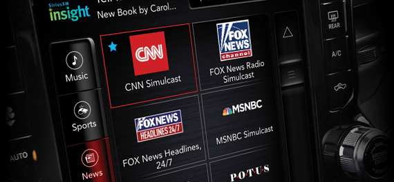 app featuring news channels
