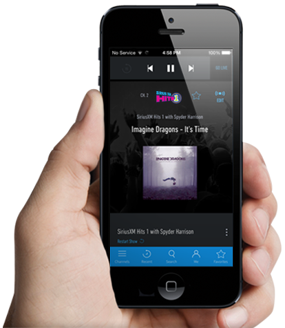 stream music from your phone