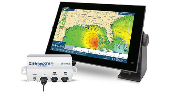 BBWX4 Furuno InfoLINK BBWX4 Satellite Weather Receiver