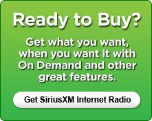 SiriusXM On Demand